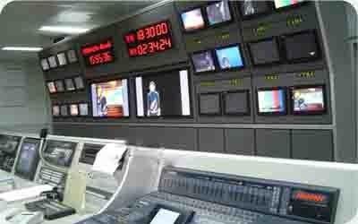 鸿宝UPS电源在上海明珠广播电视应用