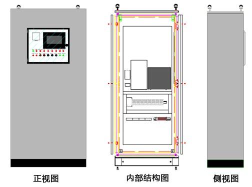 鸿宝-消防泵自动巡检(柜)图