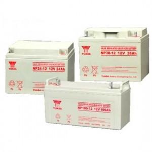 汤浅NP系列蓄电池
