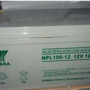 汤浅NPL系列蓄电池